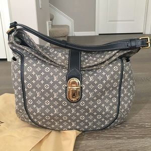 Louis Vuitton Romance Idylle Hobo Bag